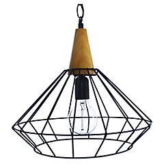 Lámpara colgante 100 cm 60 W