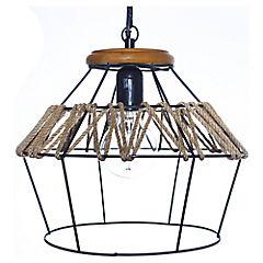 Lámpara colgante 147 cm 60 W