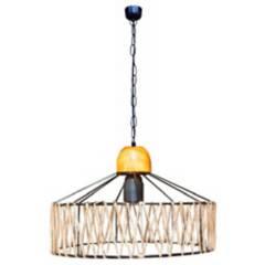 CAROLD STEVENS - Lámpara colgante 150 cm 60 W
