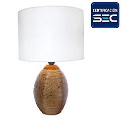 Lámpara de mesa 70 cm 60 W