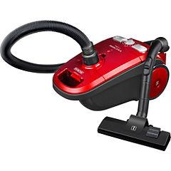 Aspiradora de arrastre 1600 W rojo