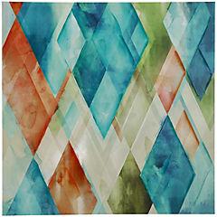 Canvas decorativo Abstracto 80x80 cm