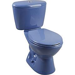 Toilet 6 litros azul