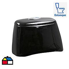 Estanque de WC 6 litros negro
