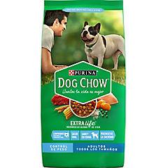Alimento seco para perro adulto 3 kg carne
