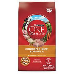 Alimento seco para perro adulto 7,5 kg pollo y arroz
