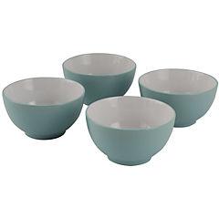 Set de bowls 4 unidades Azul