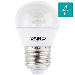 Ampolleta LED mini globo E-27 40 W Cálida
