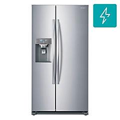 Refrigerador side by side 538 litros gris