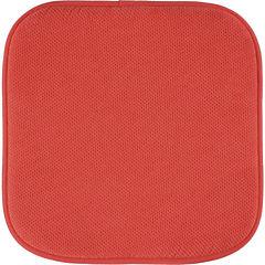 Set de cojines memory 40x40 cm 2 unidades rojo