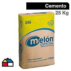 Cemento Melón especial 25 Kg