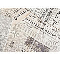 Individual periódico 28x43 cm