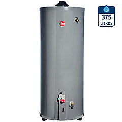 Termo gas 375 l gas natural