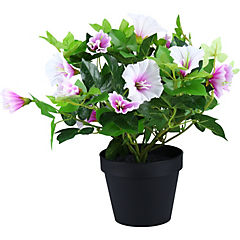 Petunia artificial 32 cm morado