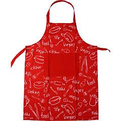 Delantal de cocina 65x85 cm