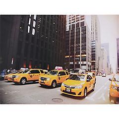 Canvas New York yellow 80x60 cm