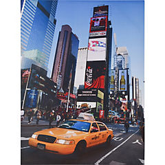 Canvas Time Square 60x80 cm