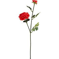 Ranúnculus artificial 54 cm Rojo