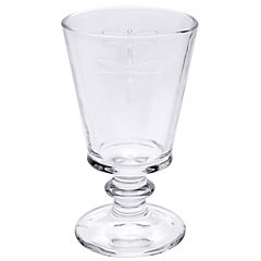 Copa de vino tinto vidrio