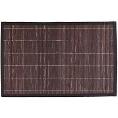 Individual bambú café 30x45 cm