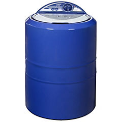 Lavadora semiautomática carga superior 3 kg azul