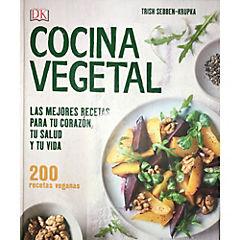 Libro cocina vegetal