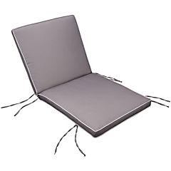 Repuesto cojín para silla poliéster tabaco