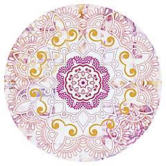 Sticker decorativo mándala 30 cm