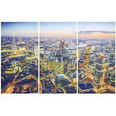 Set de canvas decorativo 100x150 cm 3 piezas