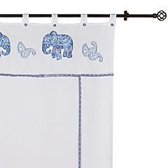 Cortina infantil Elefante 140x220 cm
