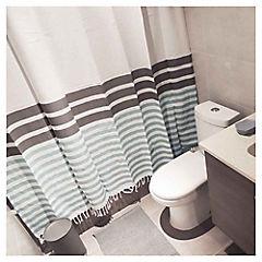 Cortina de baño tela Marinera