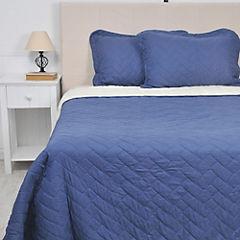 Quilt King azul
