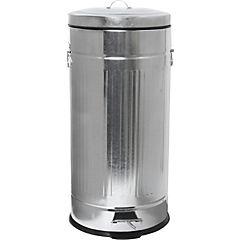 Papelero Metal 30 litros