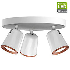 Barra LED Elgin 3 luces