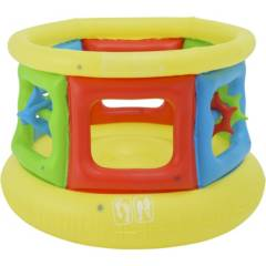 BESTWAY - Trampolín inflable Jumping GYM