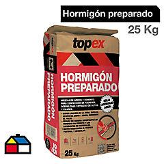 Topex hormigón 25 kg