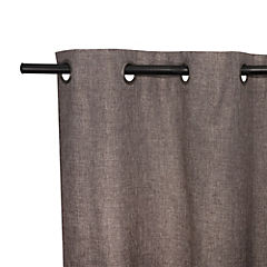 Cortina Black Out 140x230 cm tabaco