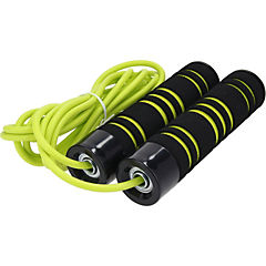 Cuerda para saltar verde