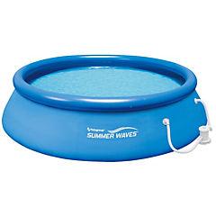 Piscina 366x91 cm 6869 litros azul