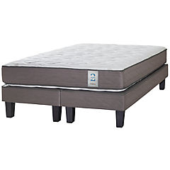 Cama Americana 2 Plazas Long Base Dividida
