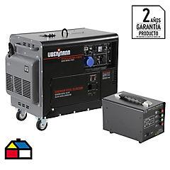 Generador eléctrico 4,5 KVA diesel