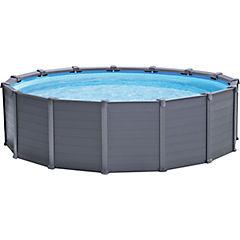 Set para piscina 4,78x1,24 m 16805 l