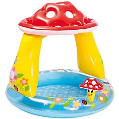 Piscina inflable 45 litros azul