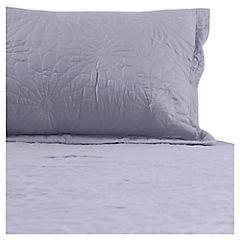 Quilt 1,5 plazas gris