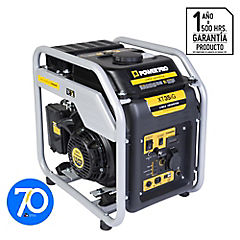 Generador eléctrico a gasolina 3500 W