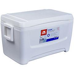Nevera rígida con manillas 45 litros blanco