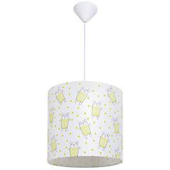 Lámpara Colgante Infantil Oso 1 Luz 60 W