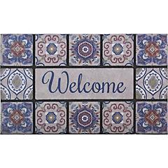 Limpiapiés Mosaicos 45x75 cm