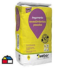 Adhesivo para revestimiento pesado 25 kg