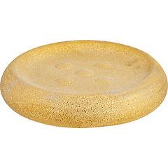 Jabonera Shiny gold